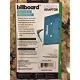 BILLBOARD Cassette Adaptor (BLU) (Billboard Electronic)