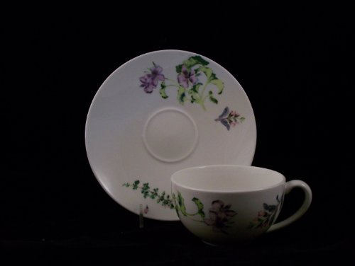 Wedgwood Chelsea Garden Large Cup and Saucer (Chelsea Saucer)