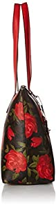 COACH Womens Camo Rose Taylor Tote by COACH