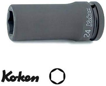 """コーケン 3/4""""(19mm)SQ. インパクト6角ディープソケット 56mm 16300M-56"""