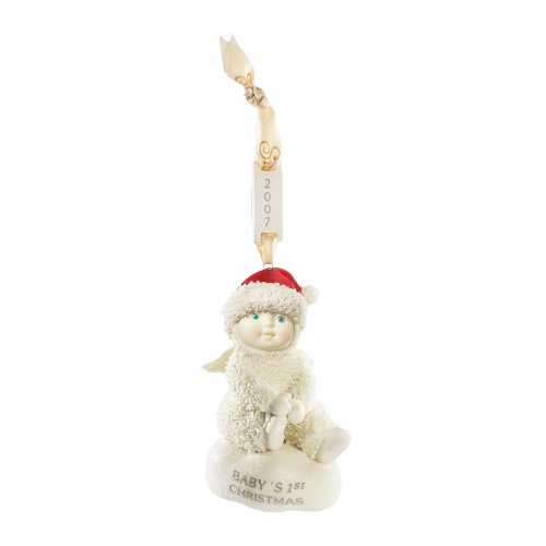 2007 Babys First Christmas Ornament - 6
