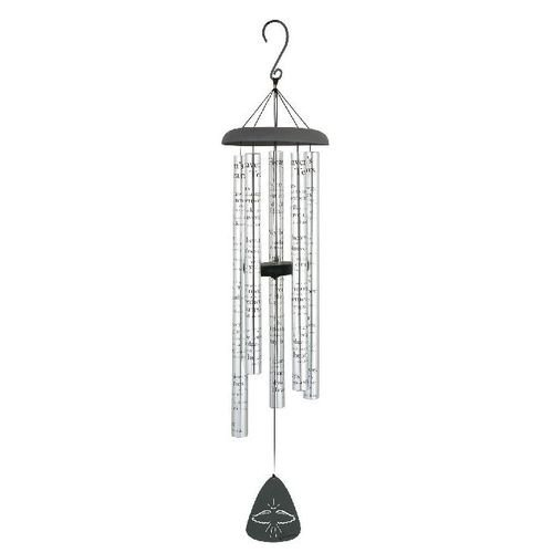 Carson Home Accents Heaven-Feet s Tears Wind Chime