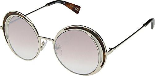 Marc Jacobs Women's MARC 266/S Dark Havana Gold/Brown Gradient Mirror One ()