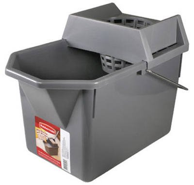 (Rubbermaid Cleaning G034-06 Mop Bucket with Wringer)