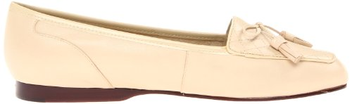 Enzo Angiolini Womens Lizza Tassel Loafer Light Natural
