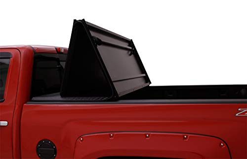 Lund 969165 Hard Fold Truck Bed Tonneau Cover for 2015-2018 Chevrolet Colorado & GMC Canyon | Fits 6' Bed