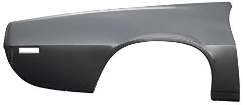 1970-73 Camaro Right Quarter Panel - Skin Right Panel Quarter
