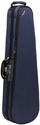 Super Light バイオリンケース ストレート型 ネイビー(ブルー)