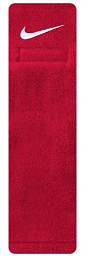 Nike Football Towel (Red/White) …