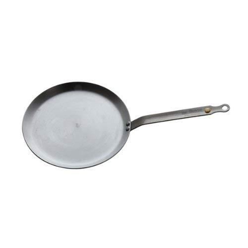 Sart/én para crepes De Buyer 5615.24 Mineral B Element chapada en acero, 24 cm