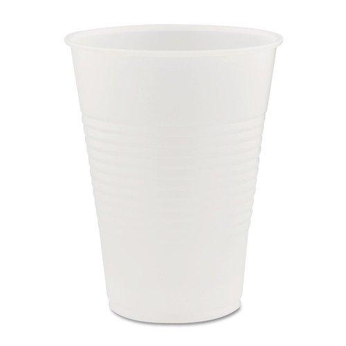 Dart Y9 9 oz Conex Galaxy Cold Cup Translucent 100/Sleeve, 25 (Dart Conex Clear Cup)