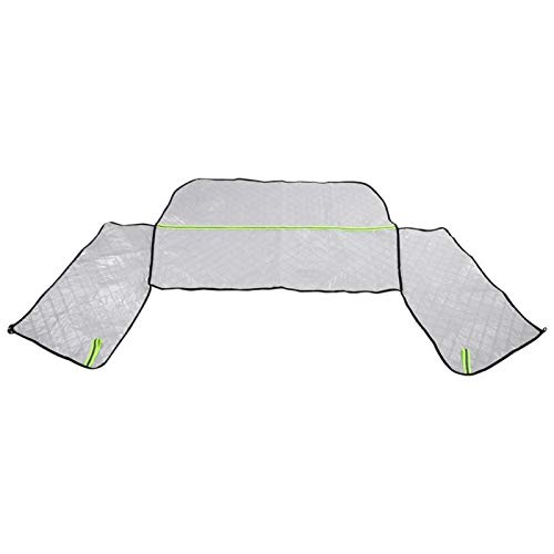 Auto Cover, Waterdichte Voorruit Sneeuw Ijs Cover Protector Auto Outdoor Zonnescherm (sedan)