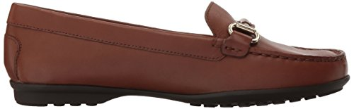 Geox D Brown B Elidia Women's Mocassins zw70wHTq