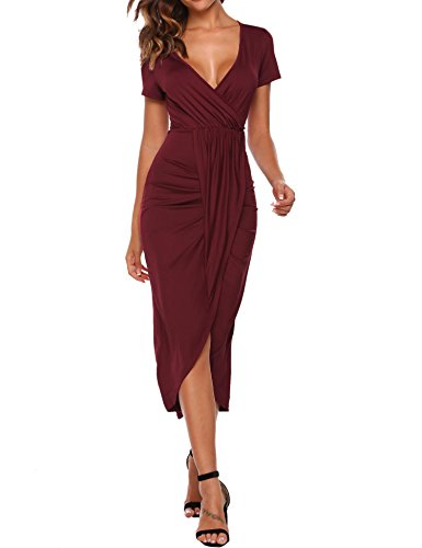 Draped Dress - 1