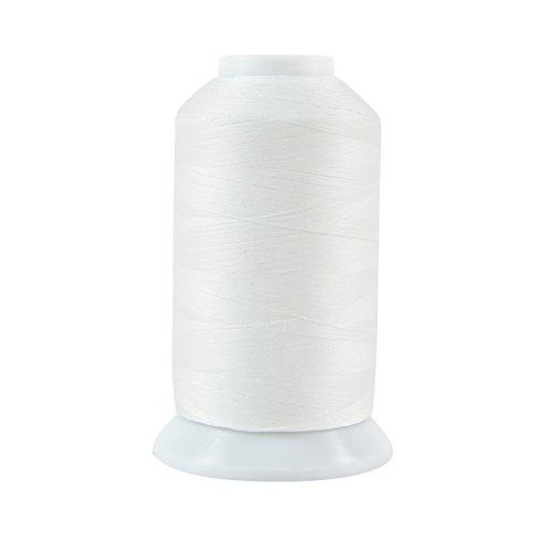 - Superior Threads 12402-186 Masterpiece Blanc 50W Thread, 2500 yd