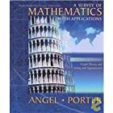 Mathematics with Applications, Angel, Allen R. and Porter, Stuart, 0321200799