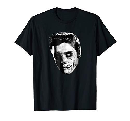 Zombie Rockabilly T Shirt, Original Artwork