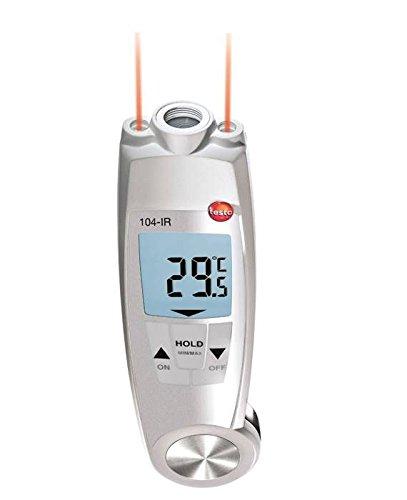 Testo Medidor De Temperatura 104-Ir, 0560 1040: Amazon.es: Industria, empresas y ciencia