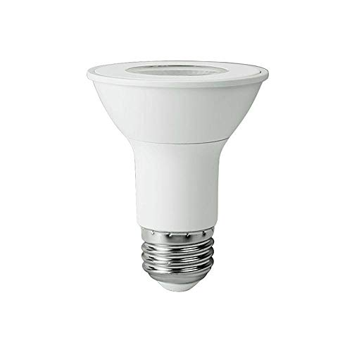 LED PAR20 Dimmable Flood Bulb, 9 Watt - 500 Lumens - 50W Replacement - 3000K Bright White - UL Indoor/Outdoor Rated - 10 Pack