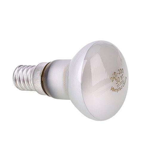 Mingruie Reflector Spot Light Filament 30W R39 Bulb Lava Lamp E14 Screw SES,clear 1 PCS