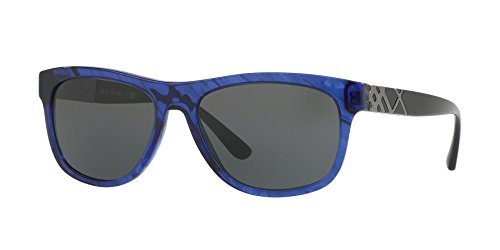 e7ded50889 Sunglasses Burberry BE 4234F 362687 BLUE HAVANA at Amazon Men s ...