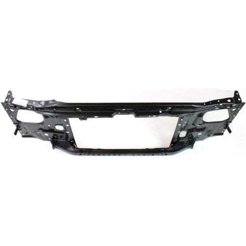 Radiator Support for TOYOTA TACOMA 2001-2004 Assembly Black Steel From 5-2001