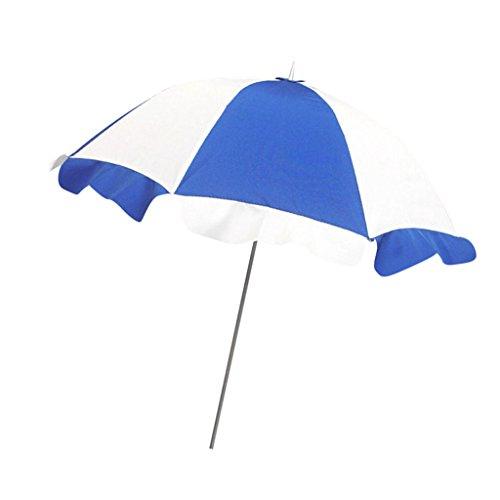 MagiDeal 1/6 Scale Tilting Beach Umbrella Parasol Sun Shade For 12'' Action Figures (Parasol Tilting)
