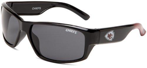 MODO Spike NSPIKSJABLK62 Rectangle Sunglasses,Black Frame/Grey Lens,One Size
