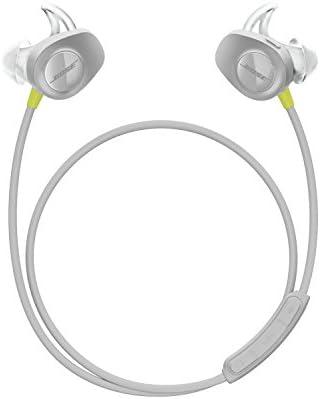 Bose SoundSport Wireless, Sweat Resistant, In-Ear Headphones, Citron