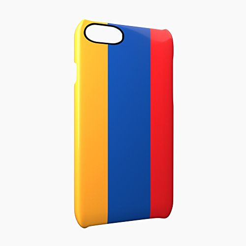Flag of Armenia Glossy Hard Snap-On Protective iPhone 7 Plus + Case Cover