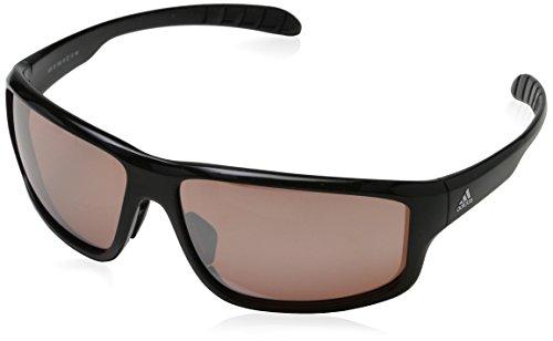 adidas Gafas Talla 0A424 Negro Negro Sol única Hombre Cross Kuma de q1Z4A
