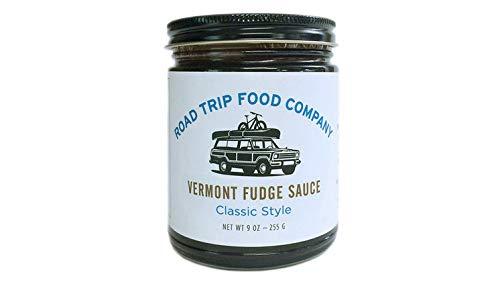 Road Trip Food Company Classic Style Vermont Fudge Sauce, 9 - Fudge Style
