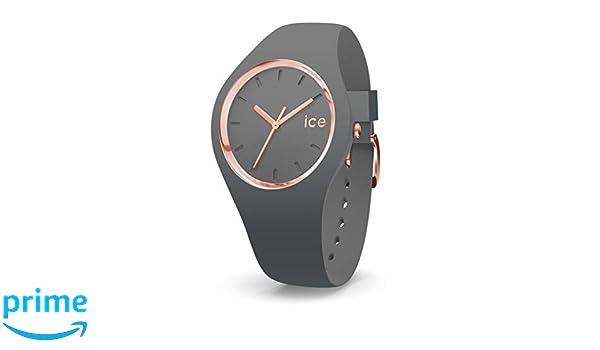 Ice-Watch Reloj Analógico para Mujer de Cuarzo con Correa en Silicona 15336: Amazon.es: Relojes
