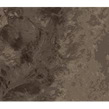 PL185608 SAMPLE 8x10 INCHES Birdseye Marble Midnight Gold Paper Illusions Wallpaper Torn Faux Finish Wallpaper Illusion PaperIllusion SAMPLE