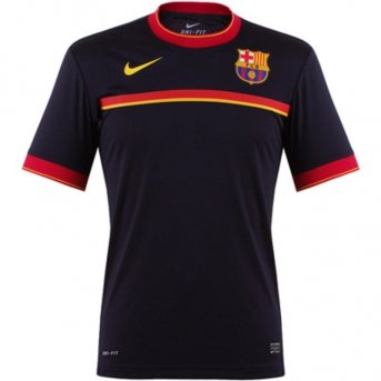 Barcelona Navy Pre Match Top 2011-12