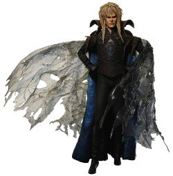 Labyrinth: Jareth 12-Inch Action Figure (With Sound)]()