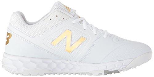 Donna white Bianco Eu V1 Velo white 40 Turf Balance New 06qIaAI
