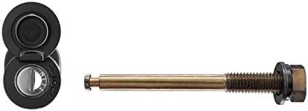 Thule STL2 Snug-Tite Lock One Key System Locking Hitch Pin