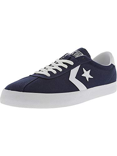 Mens Navy Ox Breakpoint Converse Trainers Midnight Canvas White RnzCdwvq1