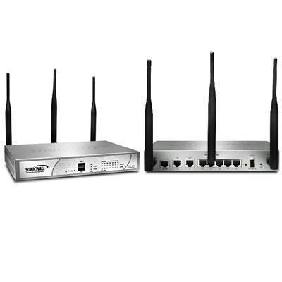 SonicWALL TZ 210 Wireless Network Security Firewall
