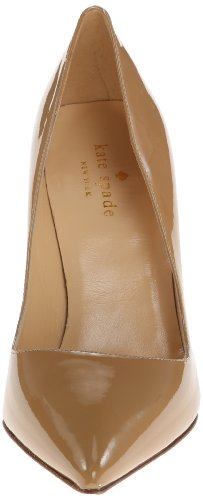Kate Spade New York Womens Liquirizia Pump Nuovo Cammello