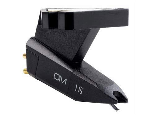 Ortofon Om 1S/ Facile /à Installer et /à Facile /à Mettre /à Niveau /Polyvalent Hi-FI Laser Haute qualit/é avec Stylet sph/érique