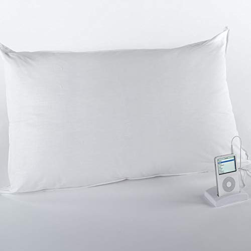 rejuvopedic IPod/iPhone Music Pillow - Luxury Microfibre Filled