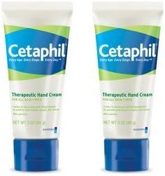 Cetaphil Therapeutic Hand Cream 2 x 3 oz Tubes