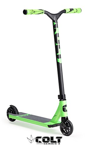 Envy Series 3 Colt Scooter (Green)