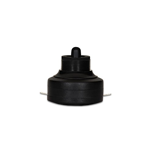 (Goldwood Sound 200 Watts 8ohm Piezo Bullet Speaker Tweeter Driver Black (GT-400CD))