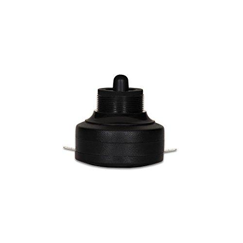 Goldwood Sound 200 Watts 8ohm Piezo Bullet Speaker Tweeter Driver Black (Piezo Tweeters Replacement)