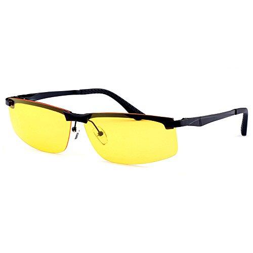 Magnesio Sol De KTYX De Nocturna Visión Polarizadas Gafas Visión De Nocturna Y de Aluminio Gafas Gafas nAAxZTwY7q