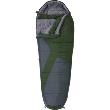 Kelty Mistral 0-Degree Right Hand Sleeping Bag (Regular), Outdoor Stuffs