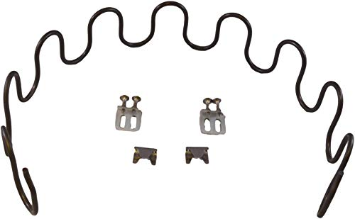 (Recliner-Handles Sofa Spring Repair Kit for La-Z-Boy Recliner Seat Spring and Other Chair Seat 18 inch Spring)